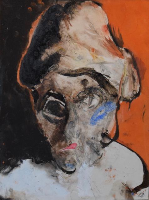 , 'Margaret,' 2017, Sardac