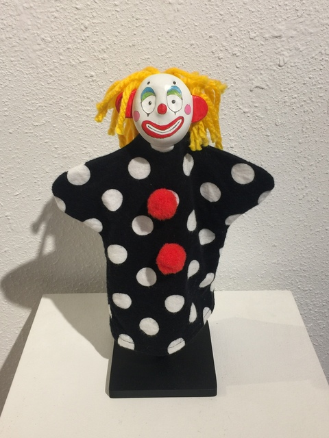 , 'Clown,' 2017, Flower Pepper Gallery