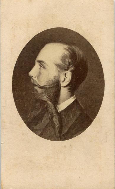 , 'Portrait of Maximilien,' ca. 1867, Galeria Enrique Guerrero