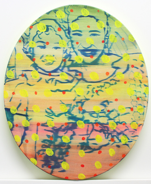 , 'Child and the Bride,' 2016, Gallery Elena Shchukina