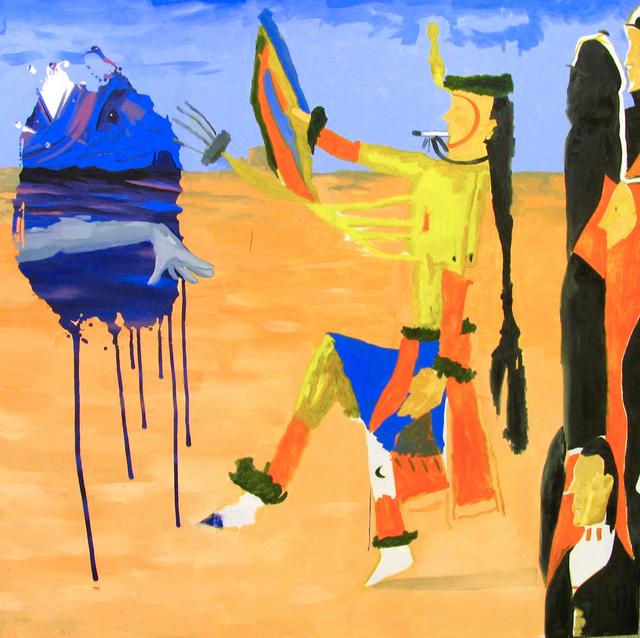 , 'Dance,' 2015, David Richard Gallery
