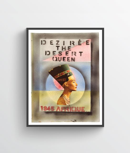 , 'Deziree the Desert Queen,' 2017, Trotta-Bono Contemporary