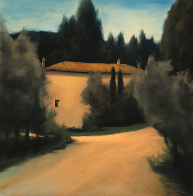, 'Vernine, Tuscany,' 2007, William Baczek Fine Arts