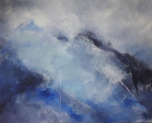 ", '""Blue - Time Lapse"",' 2019, Z Contemporary"