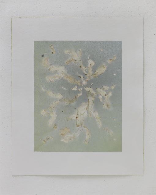 , 'Color-blown Craters and Dunes #11,' 2012, STPI
