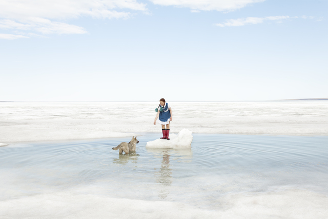, 'Untitled #18, from the series Tiksi,' 2012, The Photographers' Gallery