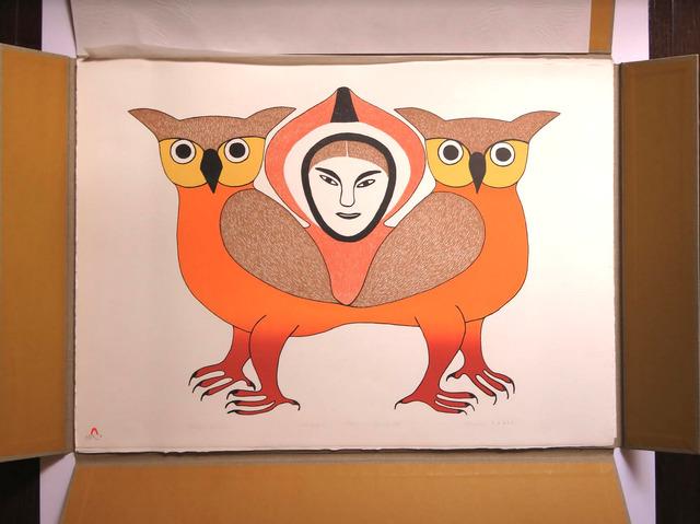 , 'Waddington Litho Portfolio II,' 1980, Arctic Experience McNaught Gallery