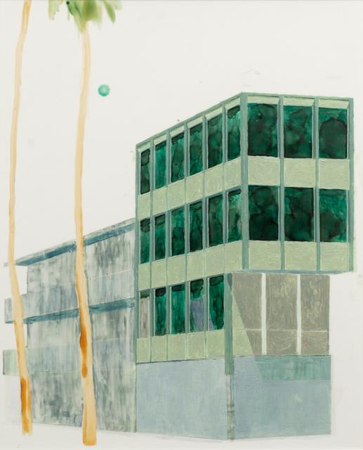 , 'And the City of Stockton,' 2018, Galleri Magnus Karlsson