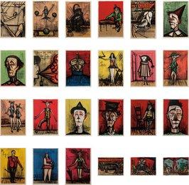 Mon Cirque (24 works)