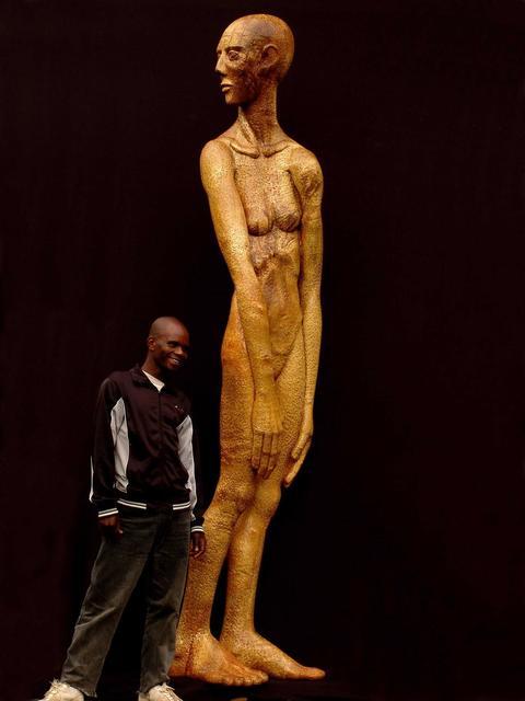 Carl Roberts, 'Eve ', 2012, Sculpture, Jacaranda Wood, The Melrose Gallery