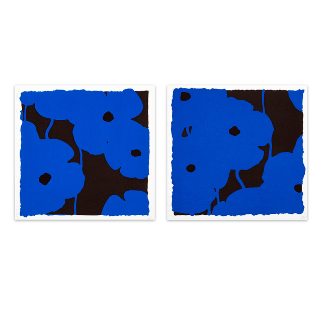 Donald Sultan, 'Blues', 2008, MLTPL