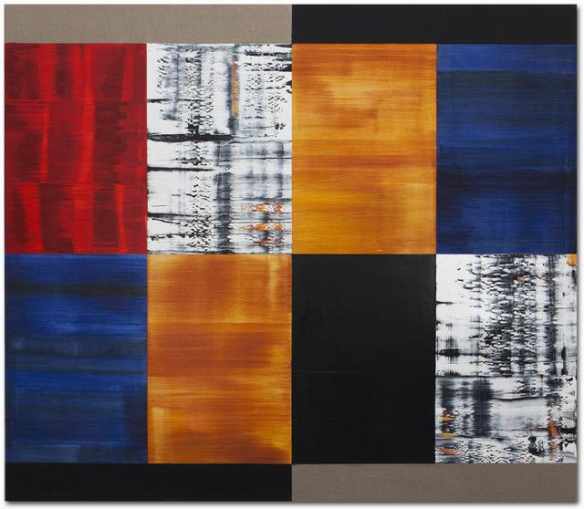 , 'Septiembre 12.11,' 2011, Bentley Gallery