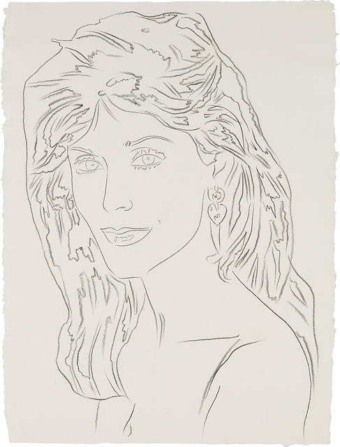 Andy Warhol, 'Unidentified Woman', 1986, Phillips