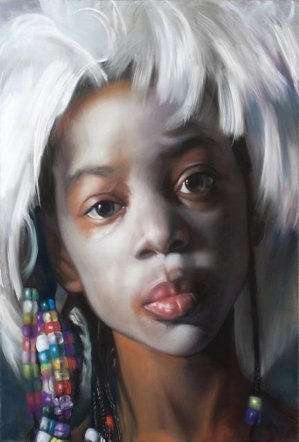, 'The Artists Wig, II,' , RJD Gallery