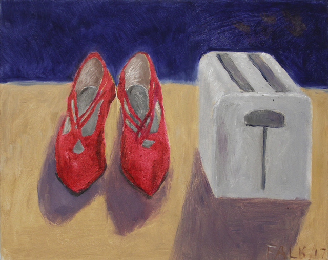 , 'My Shoes, Toaster,' 2017, Michael Gibson Gallery