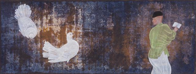 , '南枝,' 2015, Lucie Chang Fine Arts