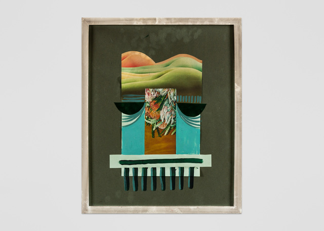 Vernon O'Meally, 'Untitled Collage', 2016, ABXY