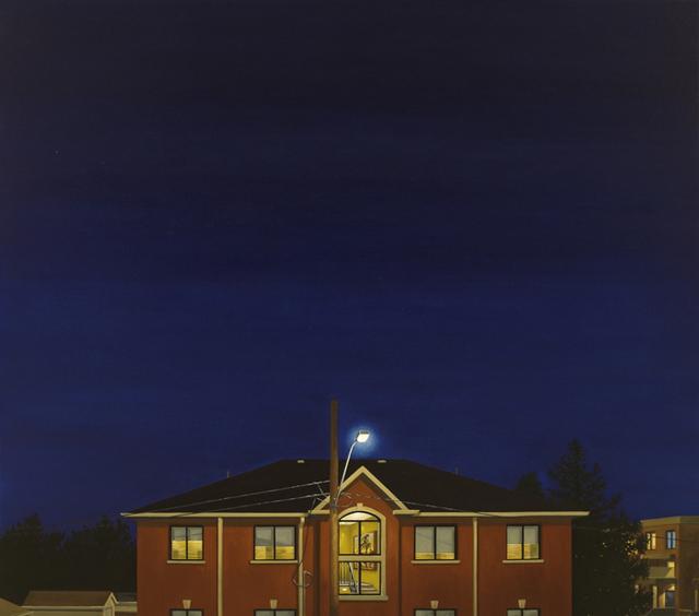 , 'Suburban view North,' 2016, Galerie D'Este