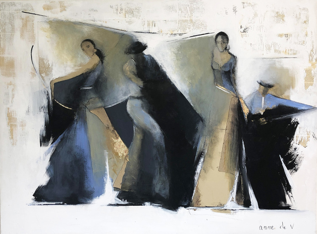Anne De Villeméjane, 'Espana I', c. 2000, Madelyn Jordon Fine Art