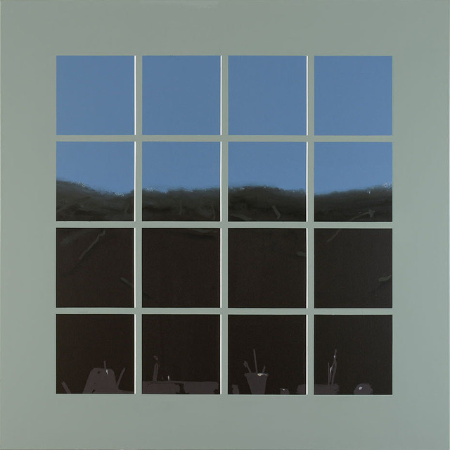 , 'Raum 1260,' 2015, Galerie Hans Mayer