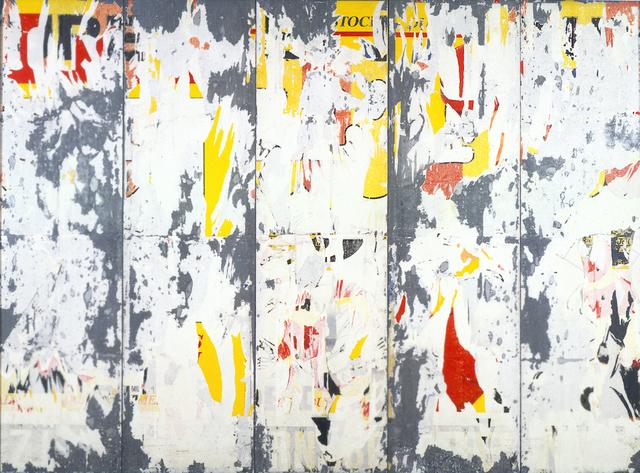 , 'Sans Titre n°8J (série Dauphin),' 1990, Galerie Daniel Templon