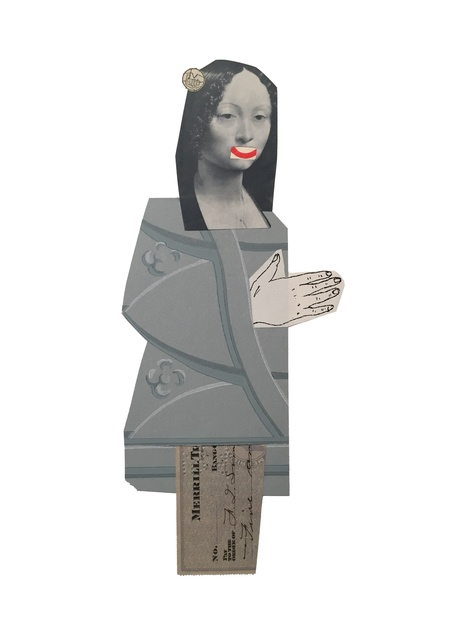 , 'Florentine,' 2016, Rebecca Hossack Art Gallery