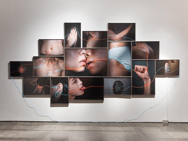, 'Flirt,' 2014, Klein Sun Gallery