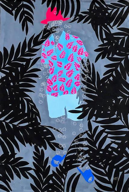 , 'Fleurs dans l'Âme,' 2020 , Out of Africa Gallery