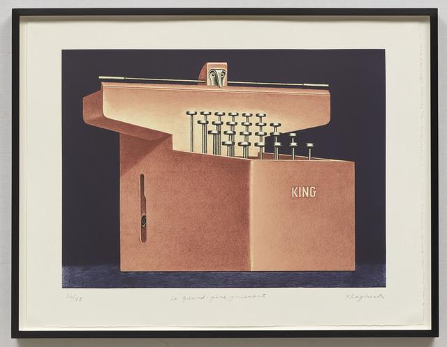 , 'Le grand père puissant,' 1998, Ludorff