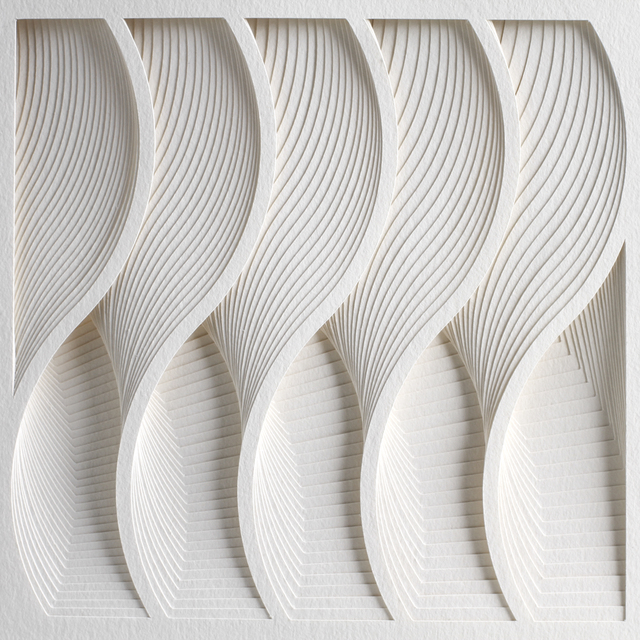 , 'Process Series 2 - Wave,' 2013, Thomas Riley Studio