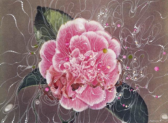 Sebastiaan Bremer, 'Camellia Effendee Rosea Plena', 2018, Edwynn Houk Gallery