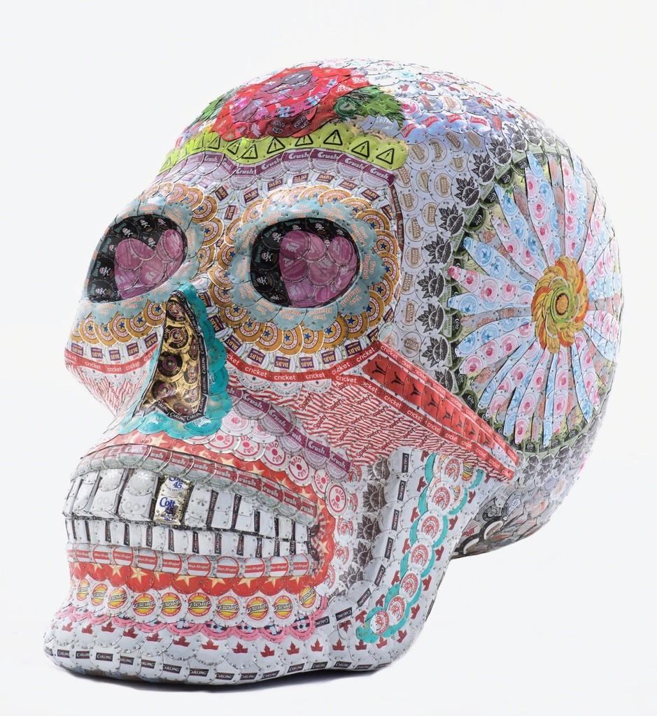 Dakota Pratt - Skull