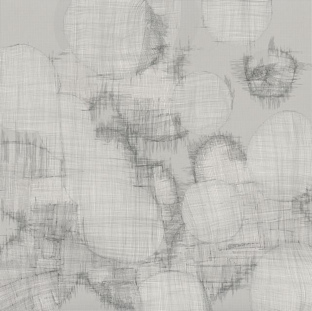 Ea Bertrams, 'Grid 1-019-1', 2019, DAM Gallery