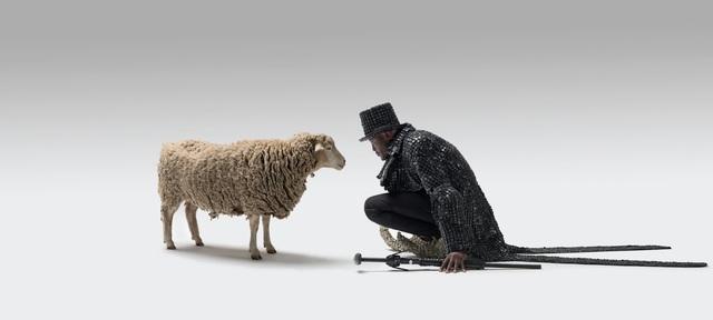 , 'Mulami Mushidimuka  (Modern Shepherd),' 2016, Gallery MOMO