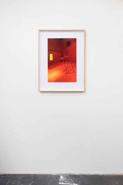 , 'Body Immersed in a Fluid 1,' 2018, SPZ Gallery