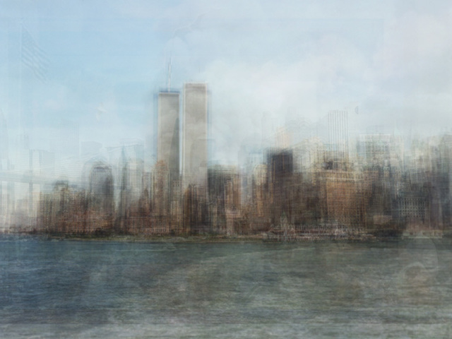 , 'New York (2),' 2007, Danziger Gallery