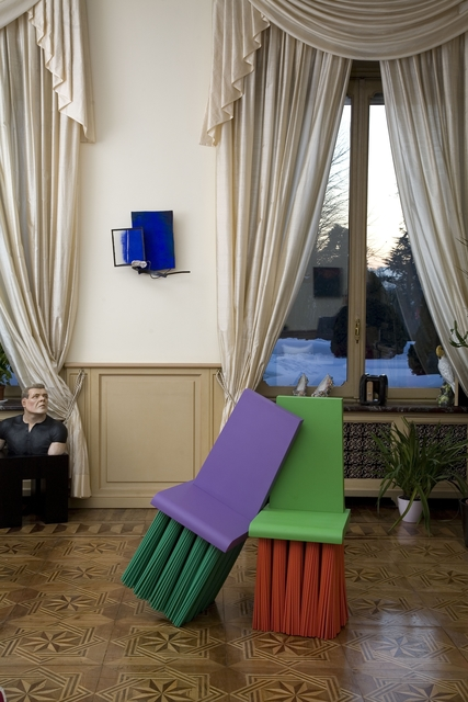 , 'Maltina Chair, 'Without sense' Collection.,' 2011, 11 [HellHeaven]