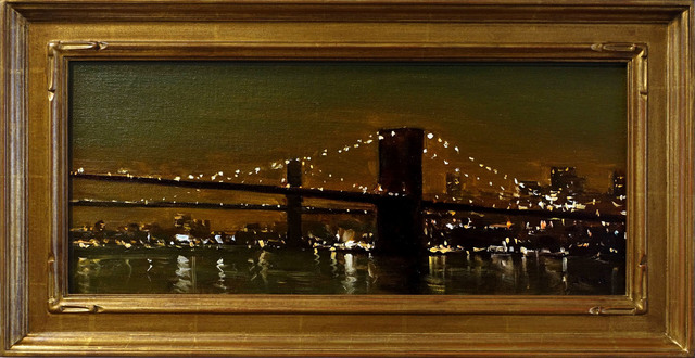 Jesse Powell, 'Brooklyn Bridge', 2018, ARCADIA CONTEMPORARY