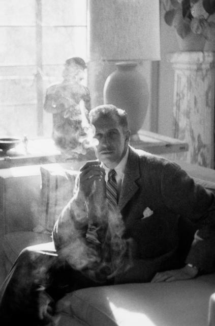 Bob Willoughby, 'VINCENT PRICE', 1958, Huxley-Parlour