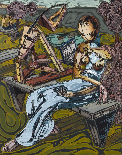 Nathan Redwood, 'Joiner', 2017, DENK Gallery