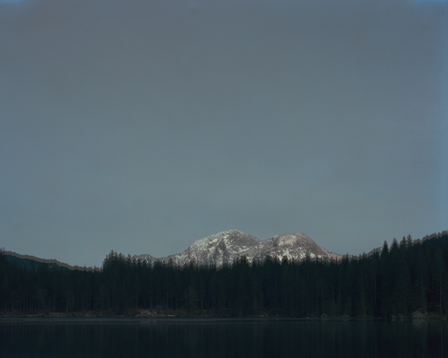 , 'Hintersee (from the serie Obersalzberg) ,' 2013, carlier | gebauer