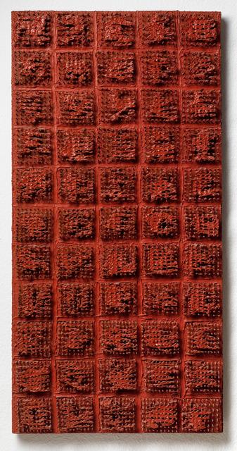 , '3300 Clous (Clous 61),' 1961, Galerie Leu