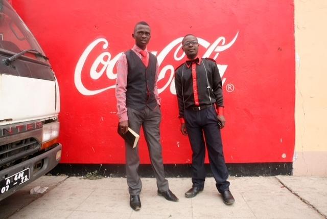 , 'ultimo testamento,' 2012, Afronova