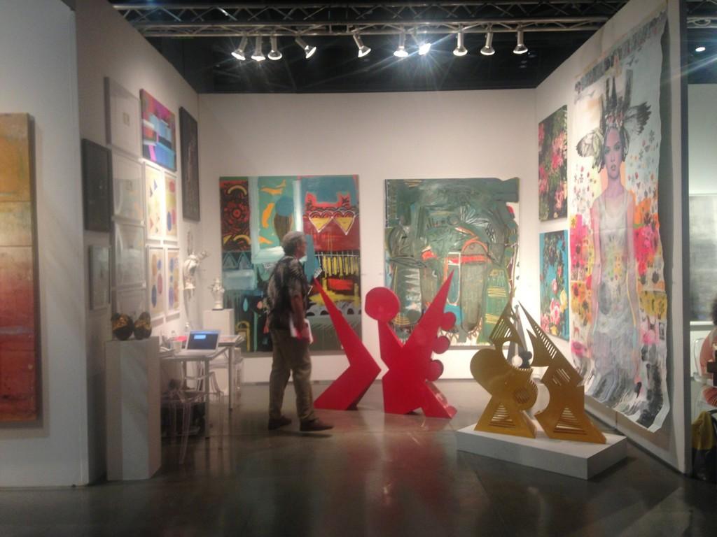 Seattle Art Fair, 2015