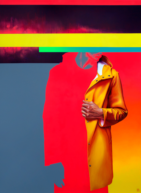 , 'Yellow,' 2018, ArtLabbé Gallery