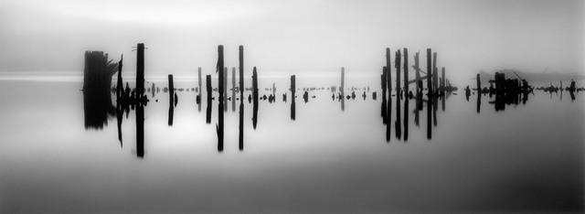Brian Kosoff, 'Pier Pilings in Still Water', 2012, Gallery 270
