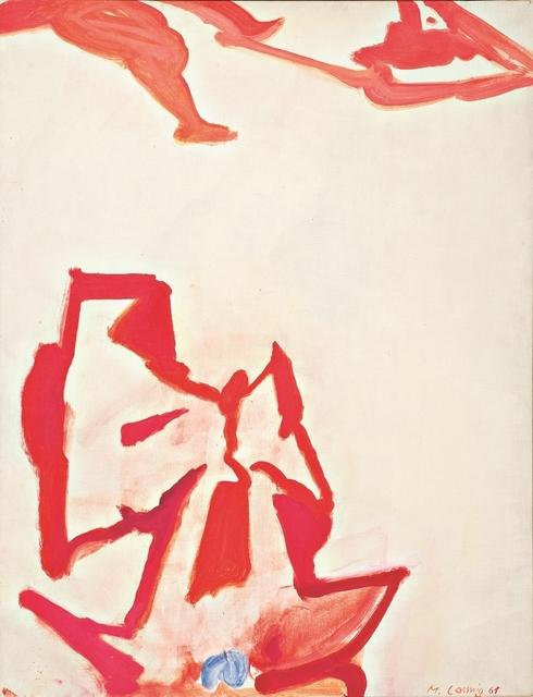 , 'Die blaue Blume der Romantik,' 1961, Museum Dhondt-Dhaenens