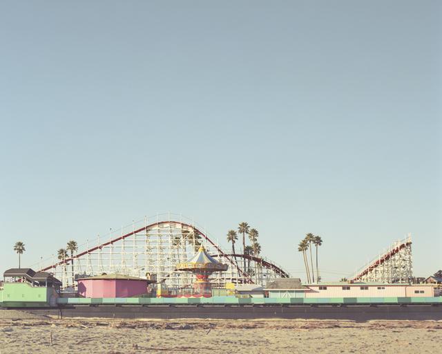 , 'Santa Cruz, CA 03,' , The Print Atelier