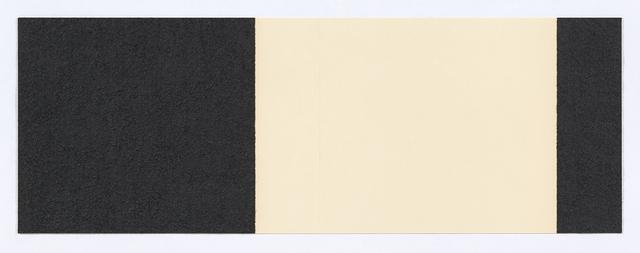 , 'Horizontal Reversal VIII,' 2017, Gemini G.E.L. at Joni Moisant Weyl