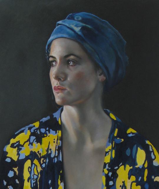 , 'Das Mädchen ohne Perlohrring II,' 2014, Joerg Heitsch Gallery